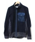 MOUNTAIN RESEARCH(マウンテンリサーチ)の古着「ボアジャケット」|ブラック