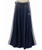 adidas Originals for BEAUTY&YOUTH(アディダスオリジナルス×ビューティ&ユース)の古着「ロングスカート」