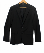 COMME CA MEN(コムサメン)の古着「ポリスト小紋セットアップスーツ」