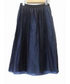 MARGARET HOWELL(マーガレットハウエル)の古着「チュールスカート」