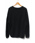 crepuscule(クレプスキュール)の古着「Moss Stitch L/S Knit」