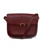 Cartier(カルティエ)の古着「マストラインフラップショルダーバッグ」