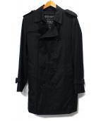 BURBERRY BLACK LABEL(バーバリーブラックレーベル)の古着「ライナー付トレンチコート」