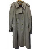 Burberrys(バーバリーズ)の古着「ノヴァチェックライナートレンチコート」|ベージュ