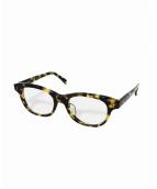 白山眼鏡店(ハクサンメガネテン)の古着「BEAMS別注HANK眼鏡フレーム」
