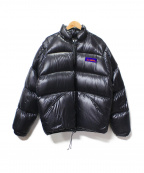 GERRY(ジェリー)の古着「COLOR DOWN JACKET」|ブラック