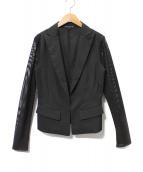 FOXEY NEWYORK(フォクシーニューヨーク)の古着「袖切替ジャケット」