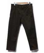 BERWICH(ベルウィッチ)の古着「タックパンツ」|ブラウン