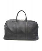 BALENCIAGA(バレンシアガ)の古着「レザーハンドバッグ」|ブラック