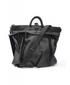 F/CE.(エフシーイー)の古着「レザーヘルメットバッグ」|ブラック
