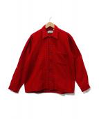 SUGAR CANE(シュガーケーン)の古着「刺繍ジャケット」 レッド