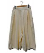 BOBOUTIC(ボブティック)の古着「ワイドパンツ」|ホワイト