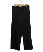 ARGUE(アギュー)の古着「パンツ」|ブラック