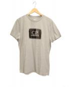C.P COMPANY(シーピーカンパニ)の古着「プリントTシャツ」|グレー