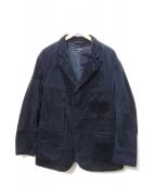 Engineered Garments(エンジニアードガーメンツ)の古着「ベットフォードジャケット」 ブルー