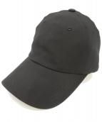 Y-3(ワイスリー)の古着「ダッドキャップ」|ブラック