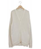 BRU NA BOINNE(ブルーナボイン)の古着「セージカーデェ」|ホワイト
