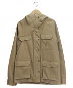 Traditional Weatherwear(トラディショナル ウェザーウェア)の古着「マウンテンパーカー」|ベージュ