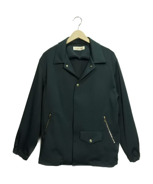CULLNI(クルニ)CULLNI (クルニ) コーチジャケット グリーン サイズ:SIZE 1の古着・服飾アイテム