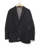 Cantarelli(カンタレリ)の古着「Planet Jersey3Bジャケット」|グレー
