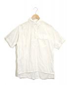 Engineered Garments(エンジニアードガーメン)の古着「プルオーバーシャツ」 ホワイト