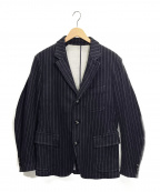 The Stylist Japan(ザスタイリストジャパン)の古着「ストライプジャケット」|ブルー