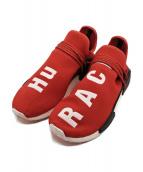 adidas×Pharrell Williams(アディダス×ファレル・ウィリアムス)の古着「スニーカー」|レッド