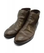 ARCOLLETTA PADRONE× BEAMS(アルコレッタ パドローネ×ビームス)の古着「ショートブーツ」 ブラウン