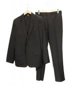Dior Homme(ディオールオム)の古着「セットアップスーツ」 ダークグレー