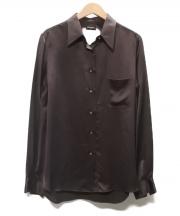 CHANEL(シャネル)の古着「シルクシャツ」|パープル