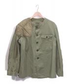 US ARMY(米軍)の古着「【古着】シューティングジャケット」|オリーブ