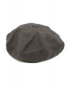 COMES AND GOES(カムズアンドゴーズ)の古着「ベレー帽」|ブラック