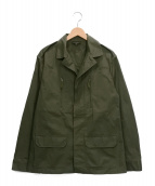 A.P.C(アーペーセー)の古着「ミリタリージャケット」|カーキ