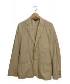 COMME des GARCONS HommePlus(コムデギャルソンオムプリュス)の古着「2Bジャケット」|ベージュ