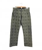 KATO(カトー)の古着「パンツ」|グレー