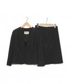 Paul Stuart(ポールスチュアート)の古着「セットアップスーツ」|ブラック