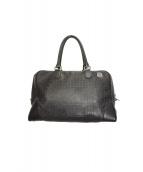 LOEWE(ロエベ)の古着「アマソナ75 ハンドバッグ」|ブラック