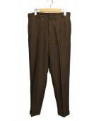 LEVIS(リーバイス)の古着「【古着】70'Sトラウザーパンツ」|ブラウン
