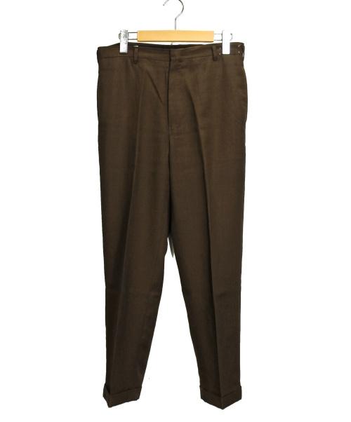 LEVIS(リーバイス)LEVIS (リーバイス) 【古着】70'Sトラウザーパンツ ブラウン サイズ:下記参照の古着・服飾アイテム
