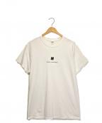 UNDEFEATED(アンディフィーテッド)の古着「ロゴプリントTシャツ」|ホワイト
