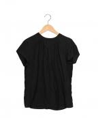 La TOTALITE(ラトータリテ)の古着「2wayボウタイシアーブラウス」|ブラック