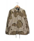 G-STAR RAW(ジースターロウ)の古着「hedrove coach jacket」 ベージュ