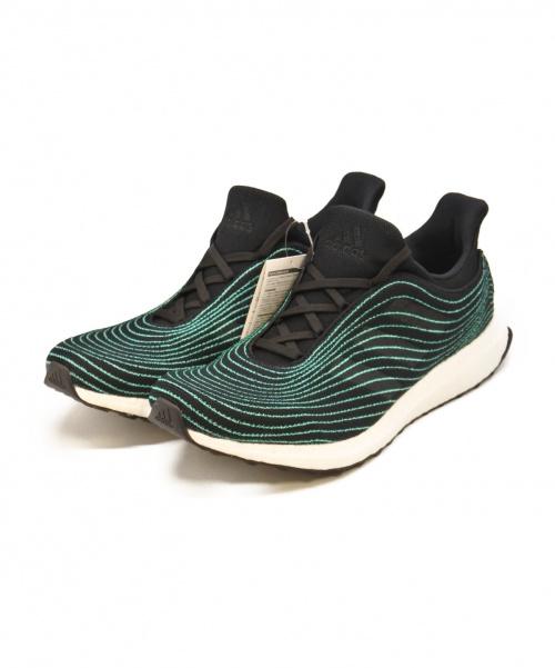 adidas(アディダス)adidas (アディダス) ULTRABOOST DNA PARLEY ブラック サイズ:28 未使用品 EH1184の古着・服飾アイテム