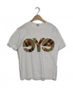 eYe COMME des GARCONS JUNYAWAT(コム デ ギャルソン ジュンヤ ワタナベ マン)の古着「Tシャツ」 ホワイト