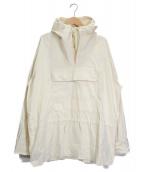 FRENCH ARMY(フレンチアーミー)の古着「【古着】SNOWPARKA」|ホワイト