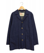 Traditional Weatherwear(トラディショナル ウェザーウェア)の古着「デニムジャケット」|インディゴ