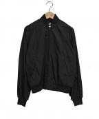 BLACK COMME des GARCONS×NIKE(ブラックコムデギャルソン×ナイキ)の古着「ナイロンジャケット」|ブラック