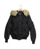 POLO RALPH LAUREN(ポロラルフローレン)の古着「N-2Bジャケット」|ブラック