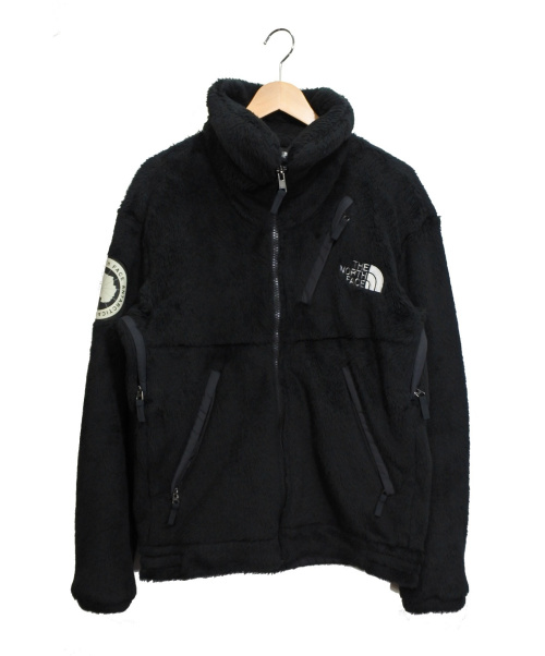 THE NORTH FACE(ザノースフェイス)THE NORTH FACE (ザノースフェイス) フリースジャケット ブラック サイズ:SIZE XL  Antarctica Versa Loft Jacket NA61710の古着・服飾アイテム
