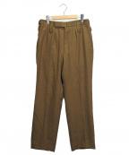 British Army(ブリティッシュアーミー)の古着「【古着】Barrack Dress Trousers」|オリーブ